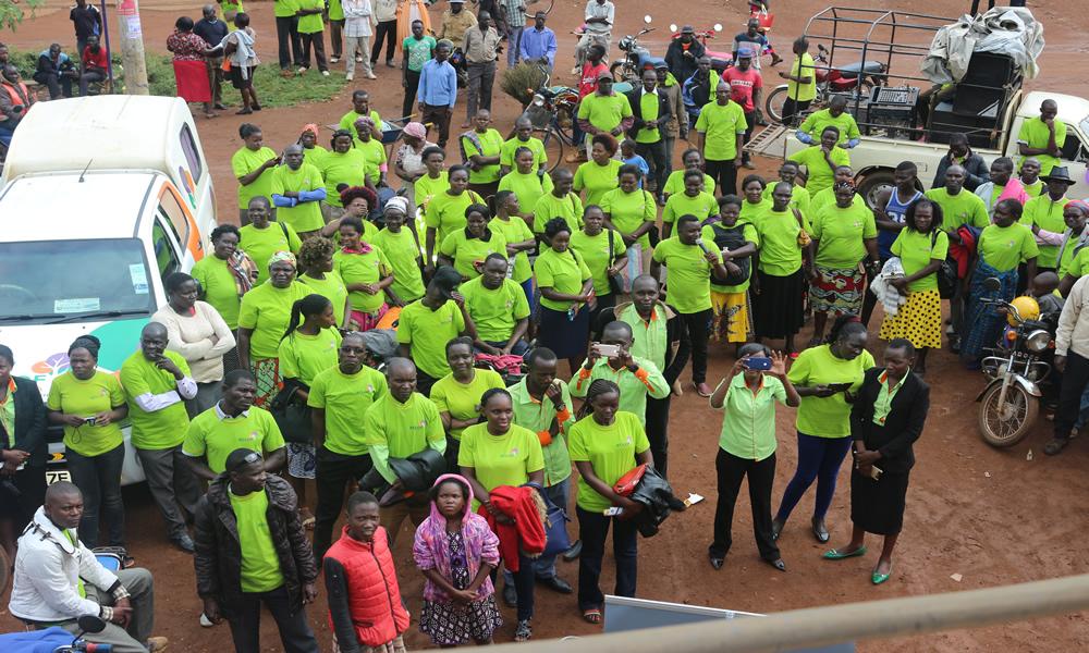 Eclof Kenya Opens New Offices